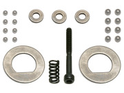Team Associated 21382 rc18b2/t2/sc18 factory team ball differentiel rebuild kit