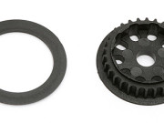 Team Associated 21384 rc18b2/t2/sc18 factory team ball differentiel pulley (front)