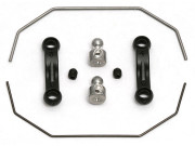 Team Associated 21386 rc18b2/t2/sc18 factory team anti roll bar set