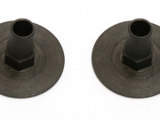Team Associated 21395 rc18b2/t2/sc18 factory team slipper hubs
