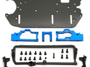 Team Associated 21402 rc18b2/t2/sc18 factory team chassis conversion kit