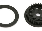 Team Associated 21409 rc18b2/t2/sc18 factory team ball differentiel pulley (rear)