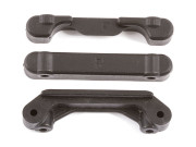 Team Associated 2275 version2 front/rear arm mounts Team Asso NTC3