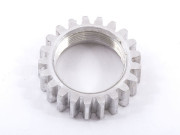 Team Associated 2296 20t pinion gear silver Team Asso NTC3