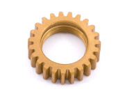 Team Associated 2301 23t pinion gear gold Team Asso NTC3