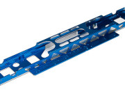 Team Associated 25385 mgt factory team blue chassis