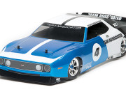Team Associated 30101 tc4 club racer roller kit