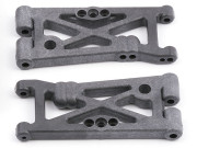 Team Associated 31009 tc4 moulded carbon suspension arm rear