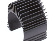 Team Associated 31048 tc4 motor heatsink blue aluminium (use with #3931)