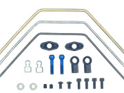Team Associated 31057 tc4 anti-roll bar kit (includes 3 bars)