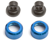 Team Associated 31121 vcs2 bouchon d'amortisseur retainer set