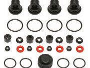 Team Associated 31324 tc6 vcs3 shock rebuild