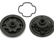 Team Associated 31347 tc6 gear differentiel case and pulley