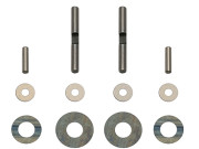 Team Associated 31348 tc6 gear differentiel pins and shims