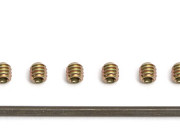 Team Associated 3862 5-40 x 1/8 set screws w/wrench