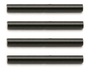 Team Associated 3878 tc4 outer hinge pins graphite