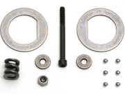 Team Associated 3909 moulded outdrive differentiel rebuild kit