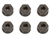 Team Associated 4185 locknuts nylon 8 - 32
