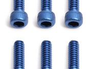 Team Associated AS6860 screws aluminium 4-40 x 3/8