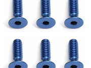 Team Associated 6934 screws 4-40 x 3/8 fh