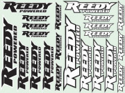 Reedy 716 reedy factory decal sheet