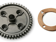 Team Associated 89495 rc8 light spur gear, 44t