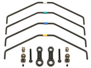 Team Associated 89531 rc8.2 rear swaybar kit