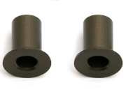 Team Associated 91122 sc10 4x4 ft hat bushing hard anodised