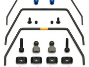 Team Associated 91123 sc10 4x4 front sway bar kit