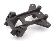 Team Associated 9566 b4 top plate pin brace, carbon