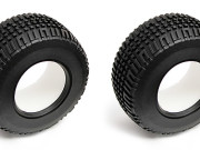 Team Associated 9809 sc10 tyres w/inserts