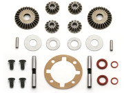 Team Associated 9829 sc10 gear differentiel rebuild kit