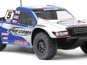 Team Associated 9858 sc10 '09 bodyshell pro comp