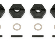 Team Associated 9883 sc10 wheel hex adapters