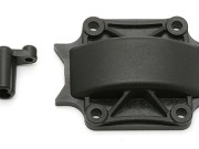 Team Associated 9913 b44.2 centre brace and antenna mount