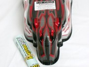 Avioracing 4600200825P2AV CARRO PEINTE ROUGE + DECO CAGE
