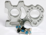 Avioracing 4600EV30413TI SUPPORT MOTEUR BL TITANIUM