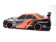 Absima 12213-DR Touring Car ATC 2.4 4WD Brushless RTR (inclus roue Drift)
