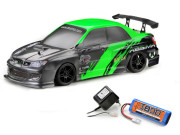Absima 12204UK Voiture Touring Car ATC2.4 (1/10 4x4 RTR brushed accus et chargeur UK inclus))