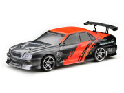 Absima 12213 Voiture Touring Car ATC2.4 (1/10 4x4 RTR brushless)