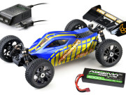 Buggy Absima AB2.8BL (4x4 1/8 RTR  Brushless inclus LiPo et chargeur 220V)
