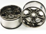 Cen Racing GS287A Jantes REEPER smoke chrome