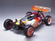 Thunder Tiger T6231F81 EB4 S3 Orange RTR + moteur 4.6cm3 + radio 2.4Ghz (pret à rouler)