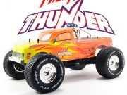 FTX Mighty Thunder 4wd RTR Monster Truck Tout Terrain 1/10