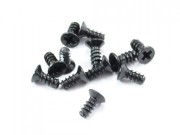 FTX FTX7289 ftx countersunk self tapping screw 2.6 x 6mm (12) Surge