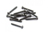 FTX FTX7292 ftx round head self tapping screw 2.6 x 15mm (12) Surge