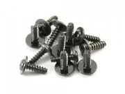 FTX FTX7294 ftx flange head self tapping screws 2.6 x 8mm (12) Surge