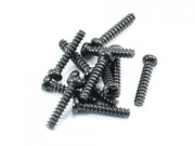 FTX FTX7295 ftx round head self tapping screws 2.6 x 12mm (12) Surge