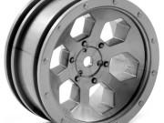 FTX FTX8168G 6hex wheel (2) - grey FTX Outback