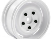 FTX FTX8171W steel look lug wheel (2) - white FTX Outback